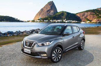 Se viene el Nissan Kicks brasileño