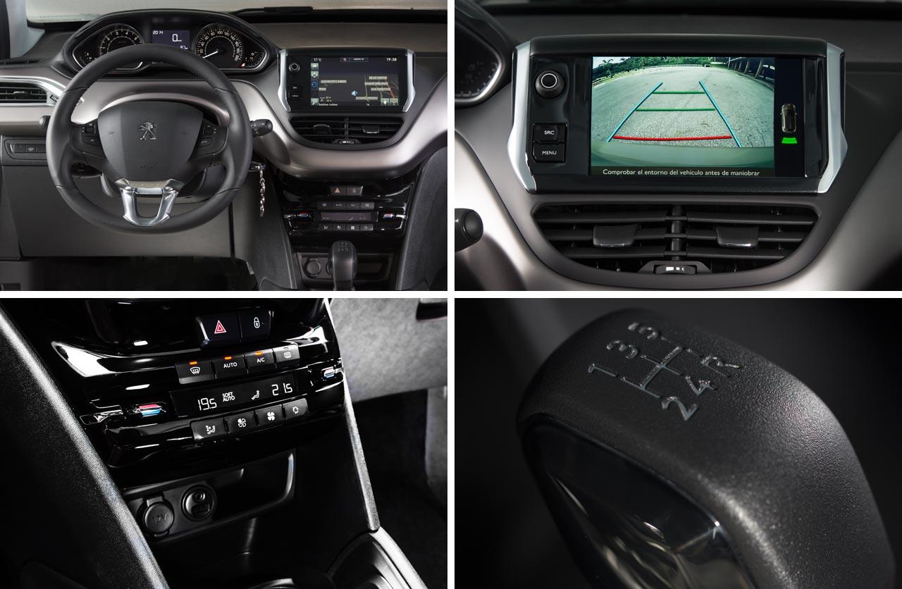 El nuevo peugeot 208 ya est en argentina mega autos for Peugeot 208 interior 2017