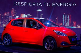 """""""Despierta tu energía"""", la campaña del nuevo Peugeot 208"""