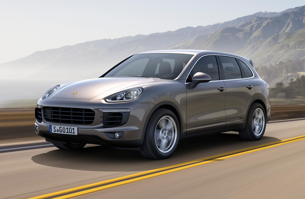 Porsche Cayenne, llegó la renovación