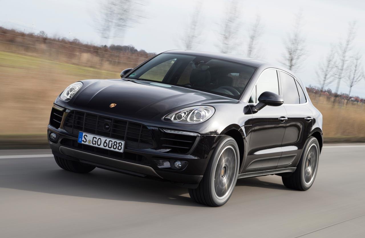 Porsche Macan, con nuevas versiones en Argentina