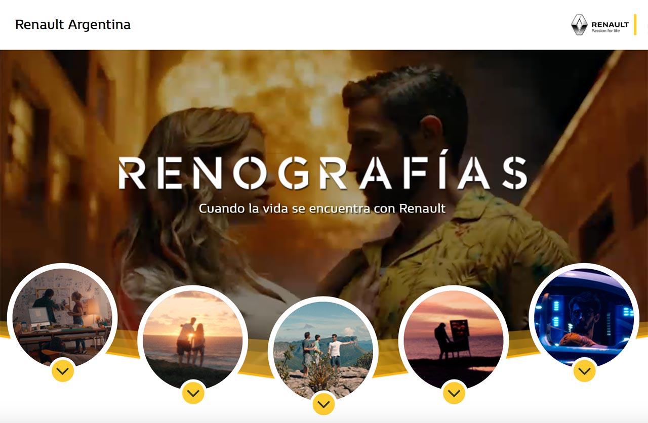Renografías: se lanza la segunda edición de la campaña digital de marca del Rombo