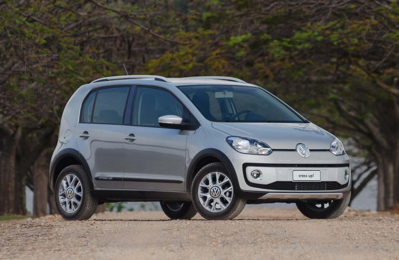 Volkswagen Cross Up!, nueva opción en Argentina