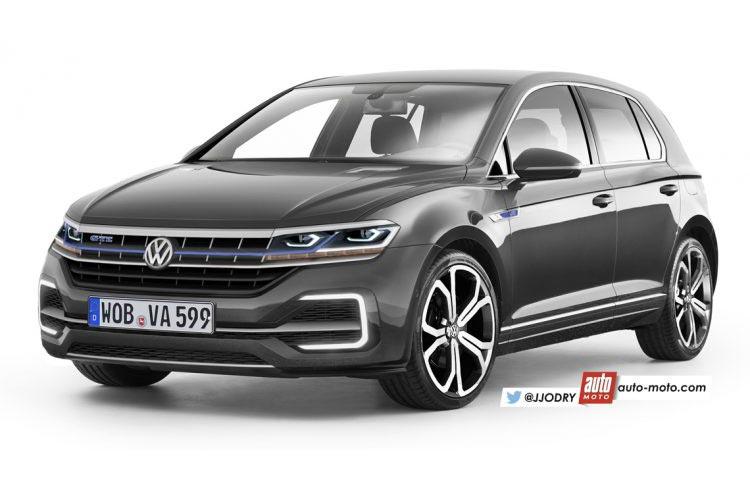El próximo VW Golf surgiría en 2019: ¿será así?