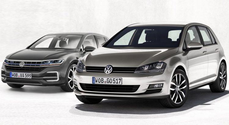 Volkswagen Golf 7 y 8