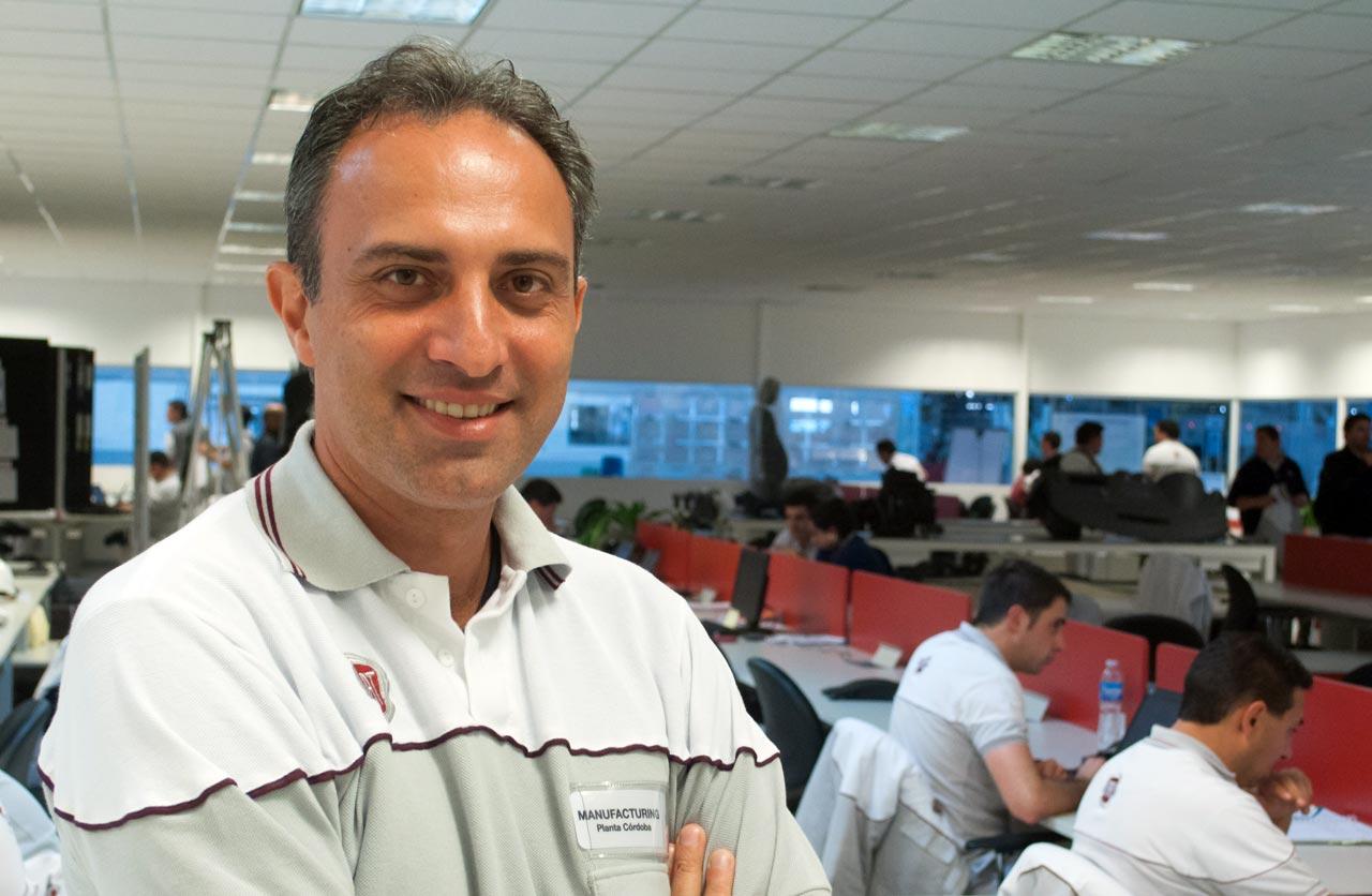 Francesco Ciencia es el nuevo Director Industrial de FCA Automobiles Argentina