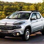 """Fiat Toro, """"Pick up del Año"""" en Brasil"""