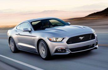 El Ford Mustang está llegando a Argentina