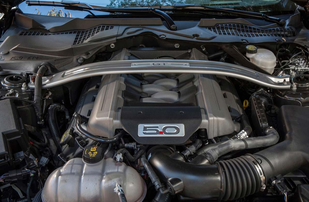 Motor Ford Mustang GT