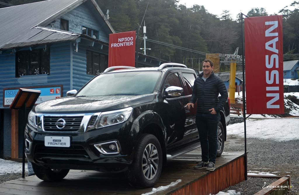 Nissan participó del Rugby X-Treme en Cerro Bayo
