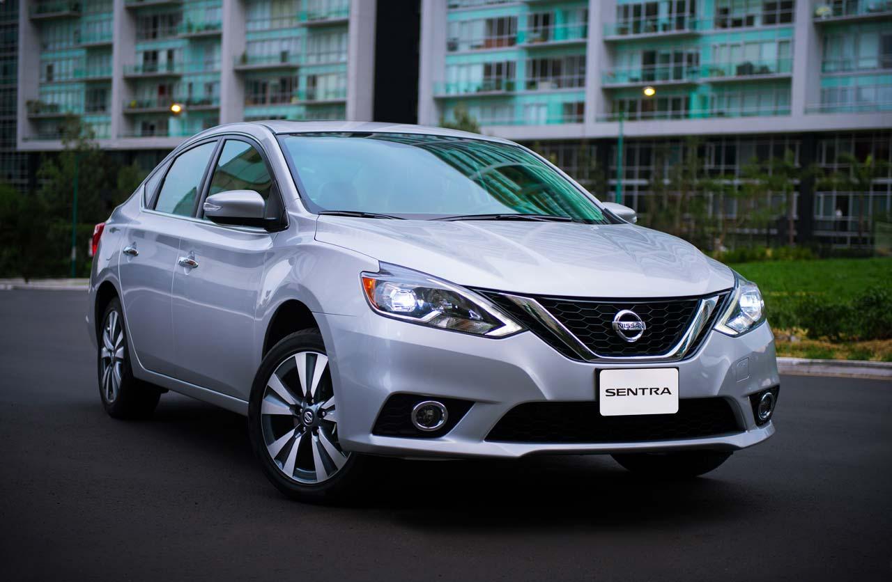 El nuevo Nissan Sentra debuta en Argentina