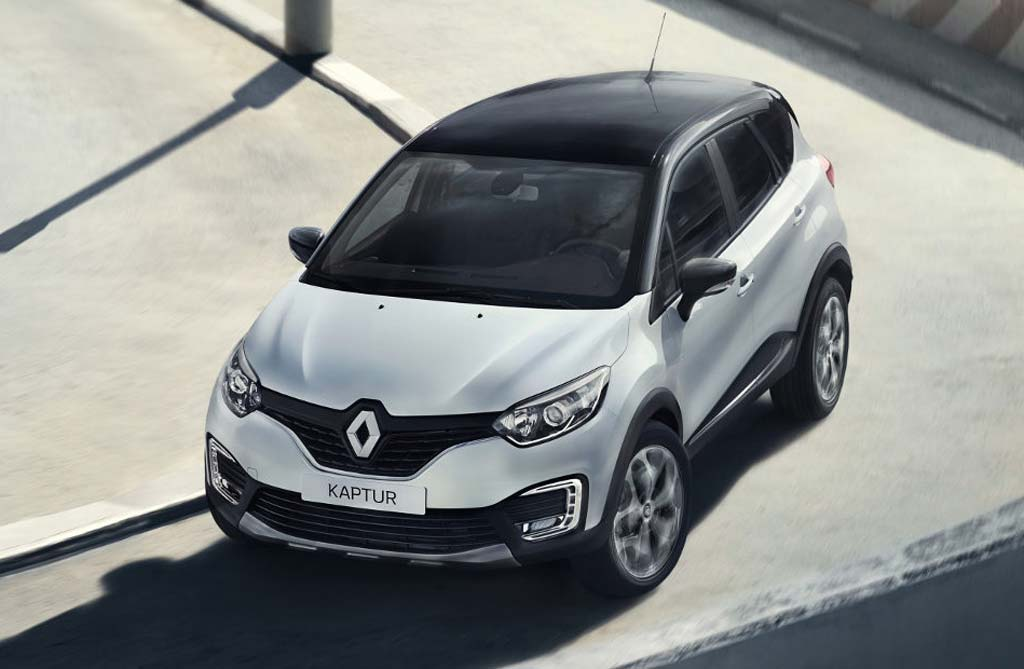 El Renault Captur brasileño debutará en 2017