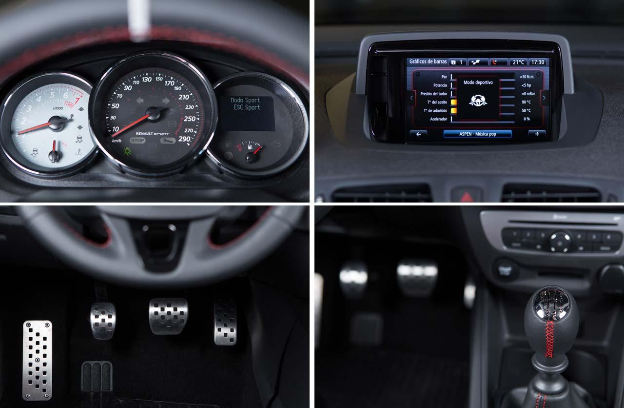 Mégane RS Monitor