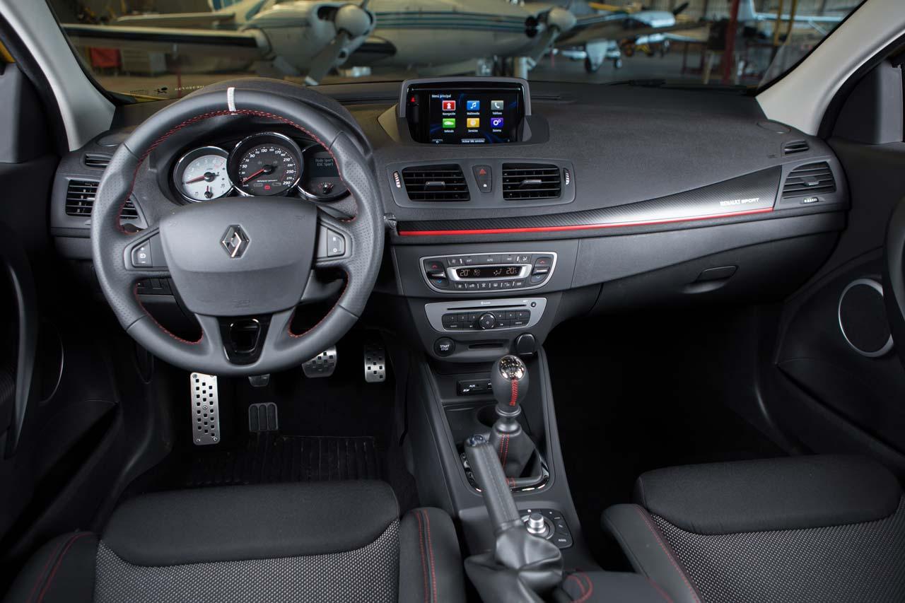 Interior Mégane RS