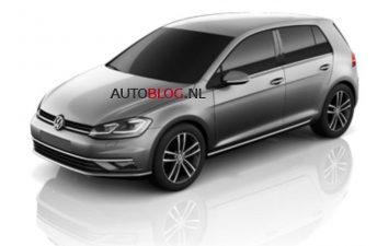Anticipan el rediseño para el Volkswagen Golf