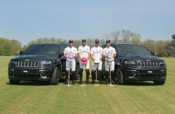 Jeep Grand Cherokee SRT, vehículo oficial del Ellerstina Johor Polo Team