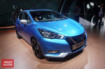 Nueva generación para el Nissan March