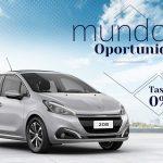 "Peugeot presenta un ""Mundo de Oportunidades"""