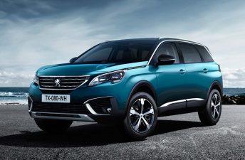 El nuevo Peugeot 5008 ahora es un SUV (con siete plazas)
