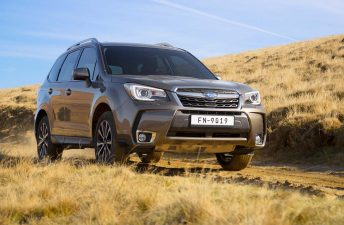 La Subaru Forester 2016 llegó a la Argentina