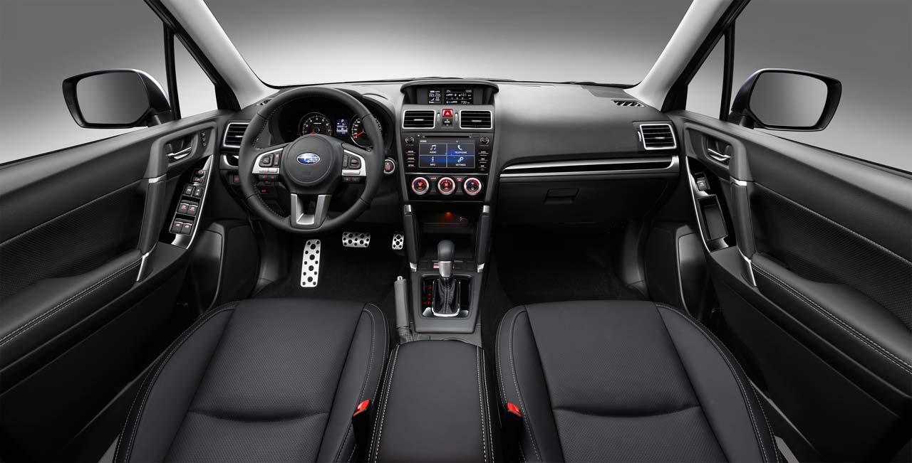 La Subaru Forester 2016 Lleg A La Argentina Mega Autos