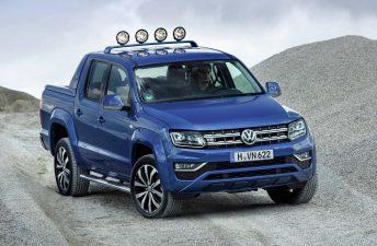 Más sobre la nueva VW Amarok, que está llegando