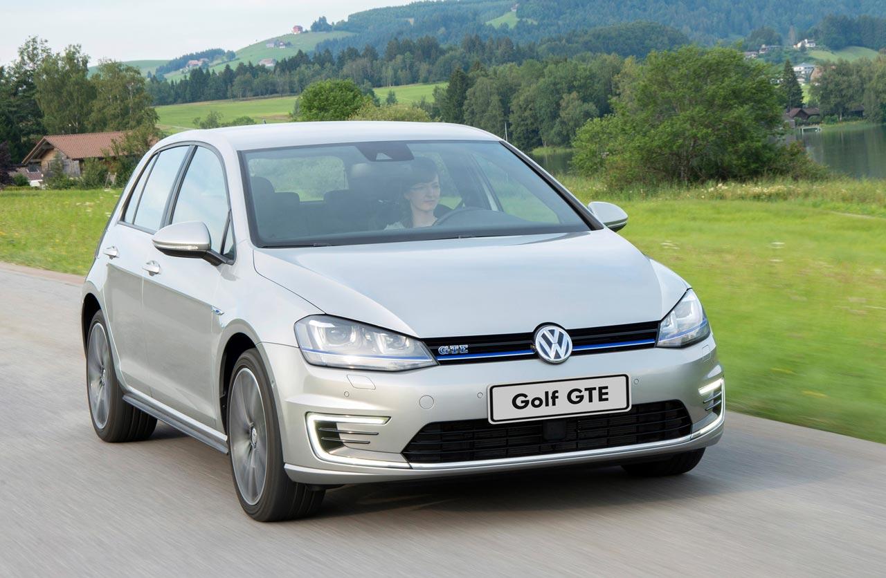 El VW Golf híbrido llegaría a la región