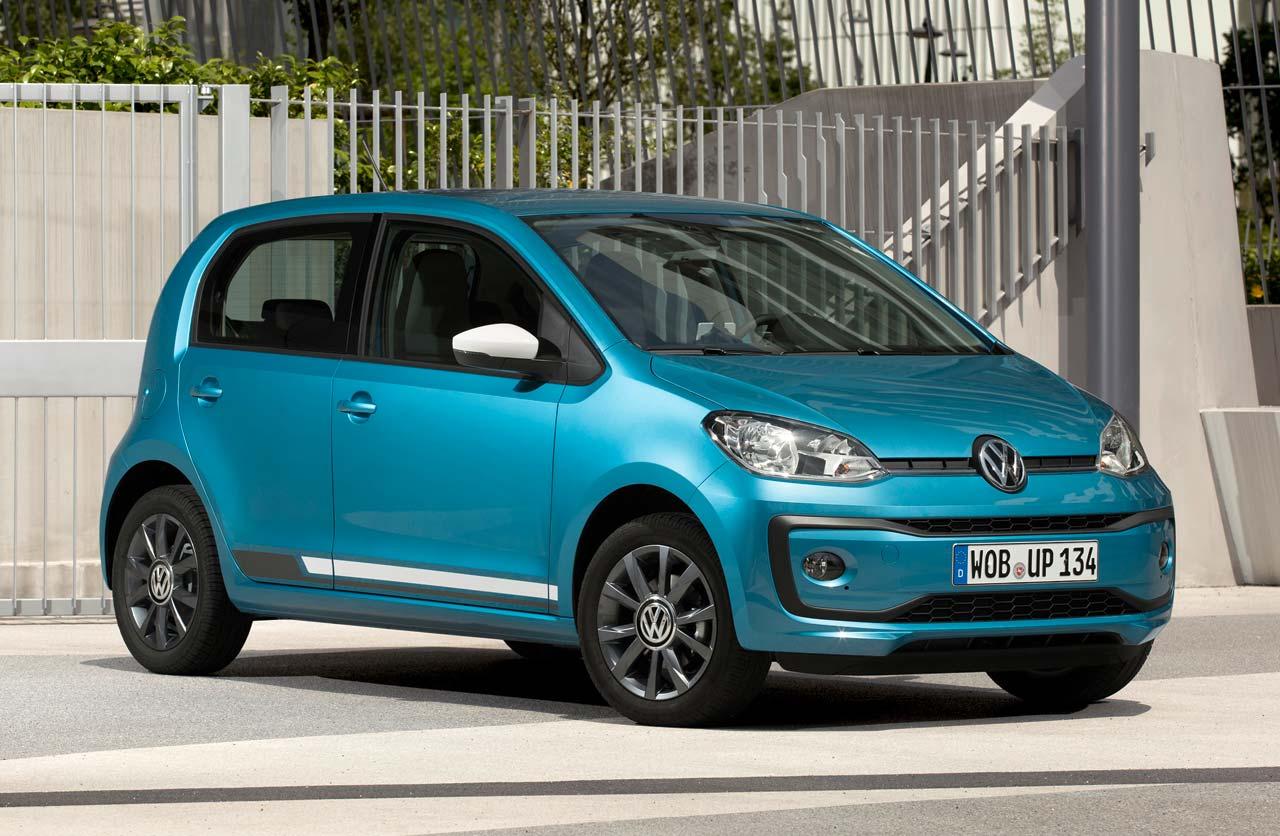 El renovado VW Up! se acerca a la región