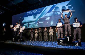 Ford llevó a cabo la novena edición de su competencia nacional de habilidades técnicas y de servicio al cliente