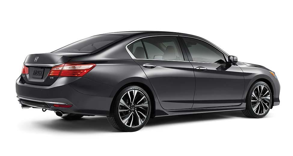 Llegó el nuevo Honda Accord: cuesta $ 990 mil - Mega Autos