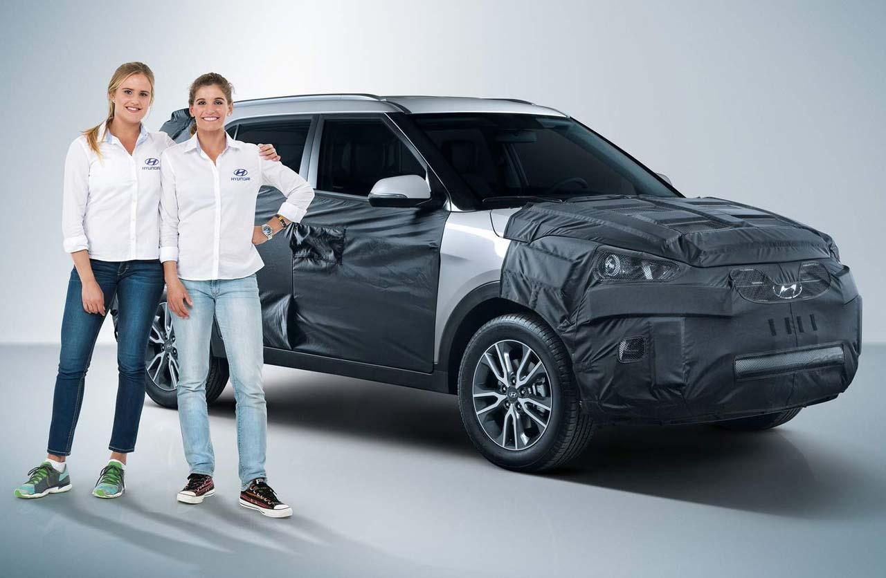 Hyundai Creta brasileña, para el Salón de San Pablo