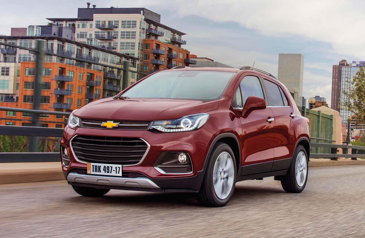 La nueva Chevrolet Tracker se acerca a la región