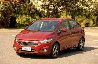 El nuevo Chevrolet Onix ya está en Argentina