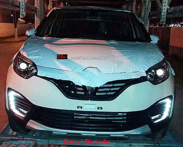Renault Captur brasileño