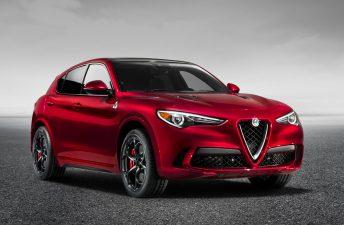 Stelvio: Alfa Romeo tiene su primer SUV