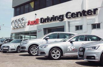 El Audi Driving Center celebró su 10° Aniversario en Argentina