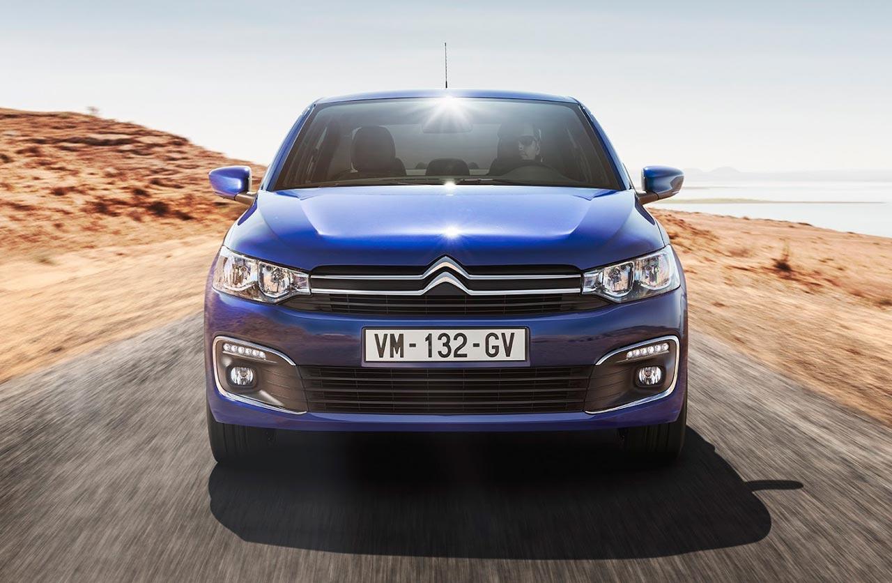 Nuevo Citroën C-Elysee