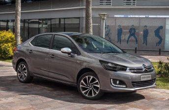 El Citroën C4 Lounge S vuelve al ruedo