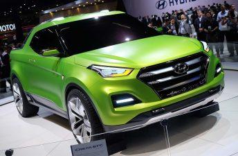 La anti Toro de Hyundai fue presentada en San Pablo