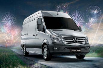 Mercedes-Benz Sprinter 20 años, edición especial