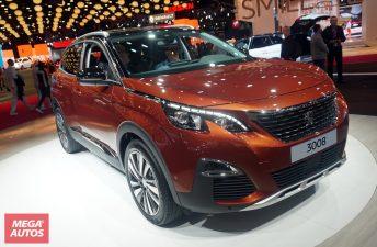 El Nuevo Peugeot 3008 llegará en 2017
