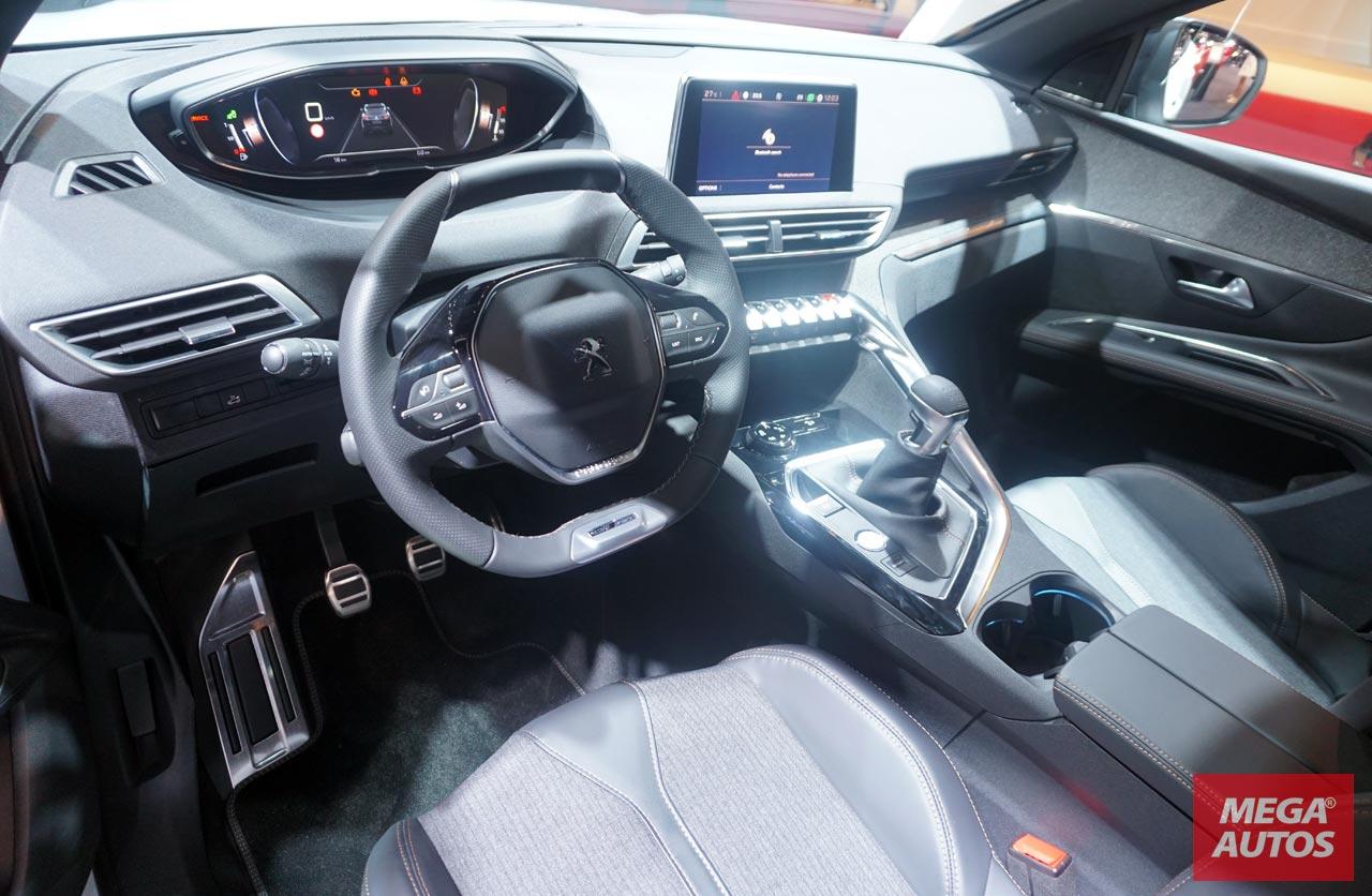 i-Cockpit Peugeot 3008