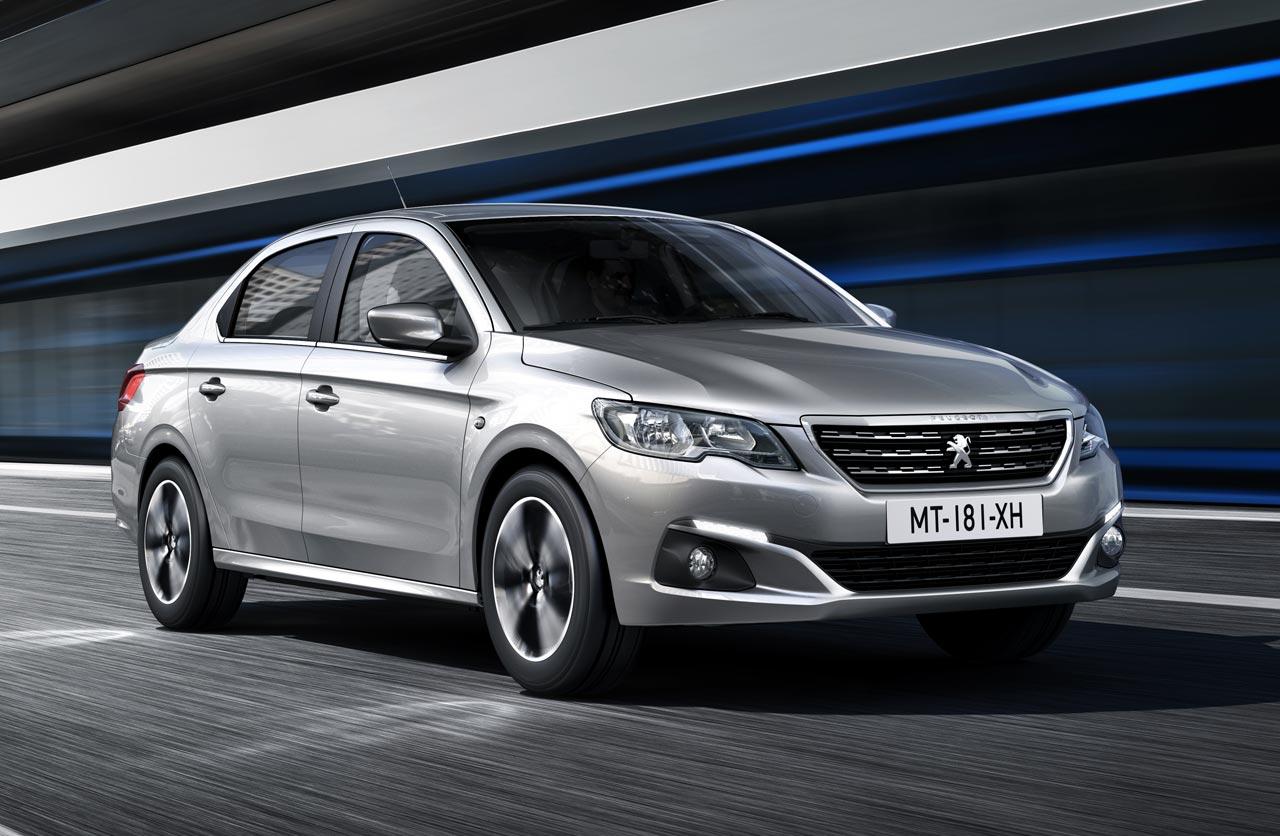 La ofensiva de Peugeot para 2017