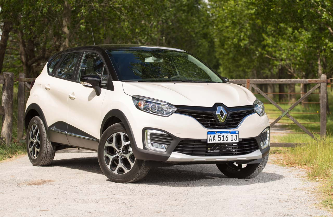 renault captur el nuevo suv ya se vende en argentina mega autos. Black Bedroom Furniture Sets. Home Design Ideas