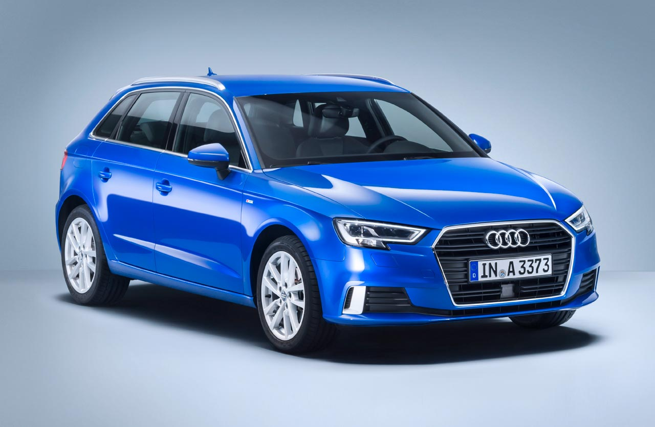 Audi A3 tercera generación