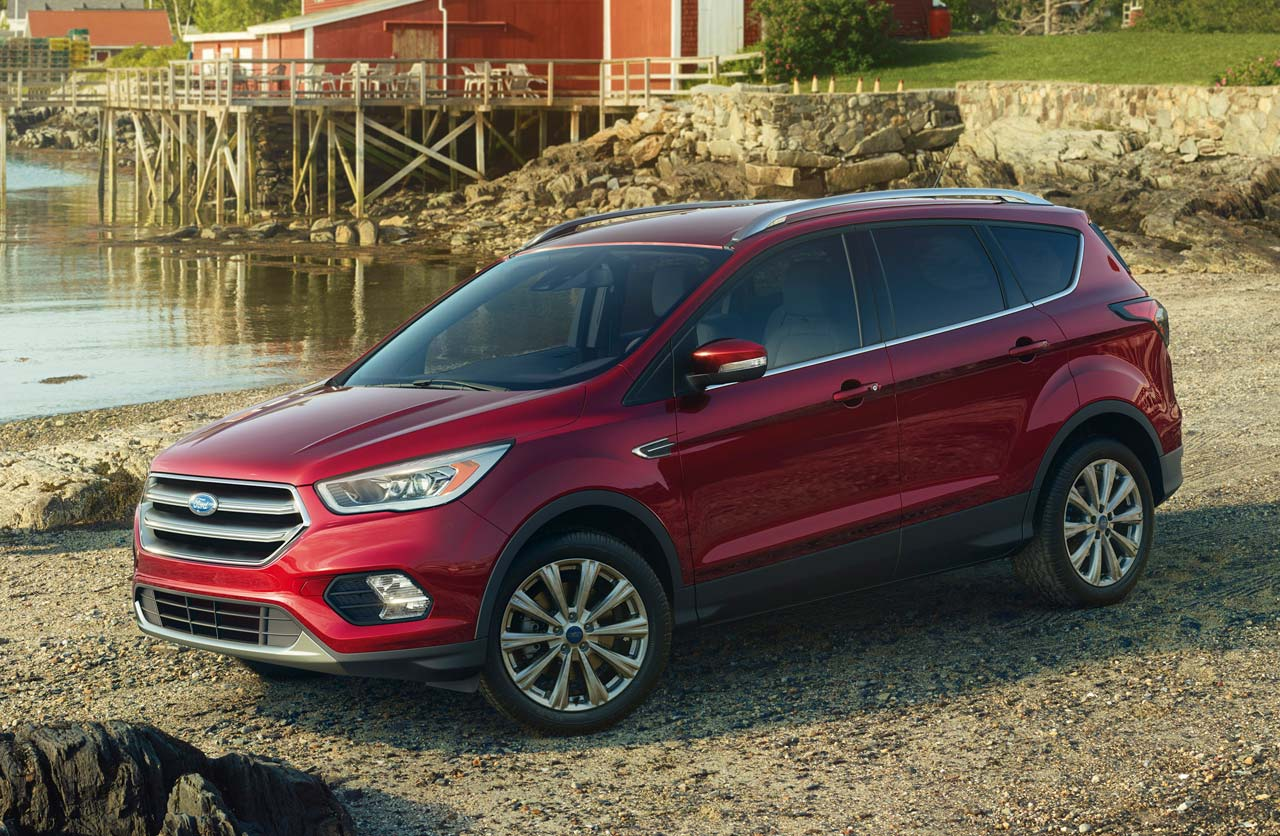 Ford renovó la Kuga en Argentina - Mega Autos