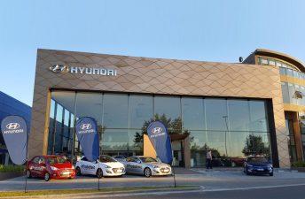 Busan Motor, con nueva mega concesionaria Hyundai en Argentina