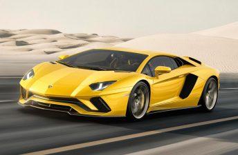 Lamborghini Aventador S, superdeportivo mejorado