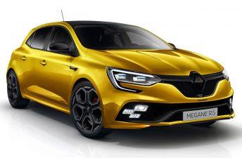 ¿Más de 300 CV para el Renault Mégane IV RS?