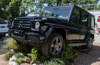Mercedes-Benz anticipa el Clase G para Argentina